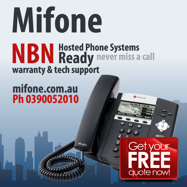 Mifone - Business Phone System - Office Telephone System
