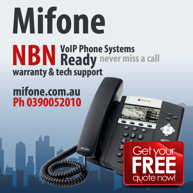 Mifone - VoIP PBX Phone System - Multiple Handsets