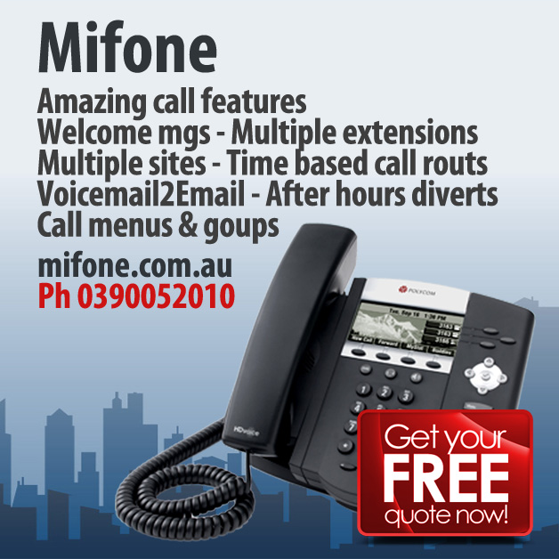 Mifone - Business Phone System - Amazing Call Features